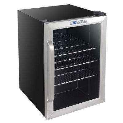 Холодильный шкаф Gemlux GL-BC62WD, витринного типа, 62 л, +2 до +10°С, ЖК дисплей