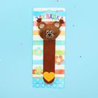 "Soft toy-bookmark ""Bear"""