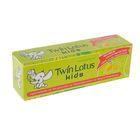 """Детская зубная паста Twin Lotus """"Манго и Хризантема"""", 50 гр"""