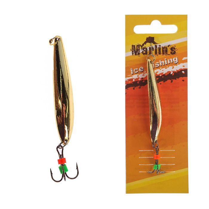 Блесна зимняя Marlin's, вес 13 г, 5001-203