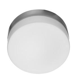 "Светильник ""Aqua"" 1x60W E27 серебро 19x19x8 см"