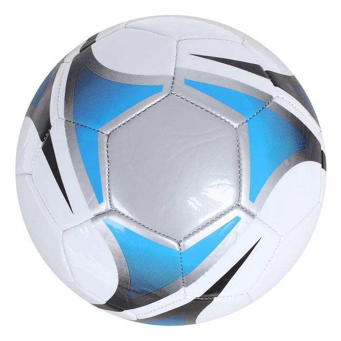 Мяч футбольный Tomix, 32 панели, PVC, 4 подслоя, ручная сшивка, размер 5