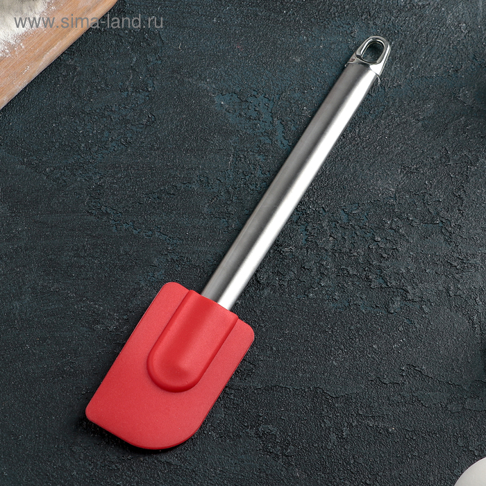 """Лопатка 26,5 см """"Редмонд"""", цвет красный"""