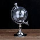 """Башня пивная 1,5 л """"Земной шар"""", воронка в ассортименте"""
