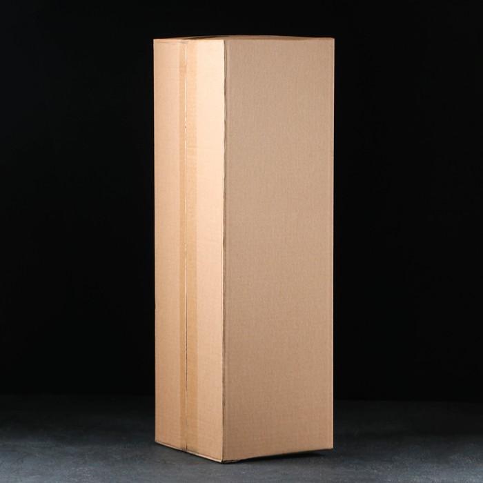 """Башня пивная 3 л """"Петронас"""", колба с подсветкой, 2 батарейки, цвет золотой"""