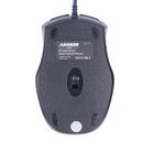 """Мышь игровая CBR CM 840 Armor, 1200/1600/2400/3200 dpi, """"дышащая"""" подсветка: 3 цвета, черный"""