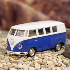 """Машина металлическая инерционная 1:30-39 """"Volkswagen Type 2"""" 036054 МИКС"""
