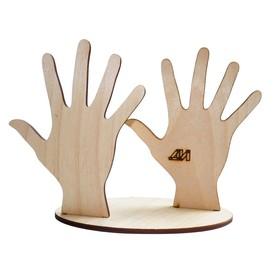 Подставка для игрушек «Пальчиковый театр. Ручки»