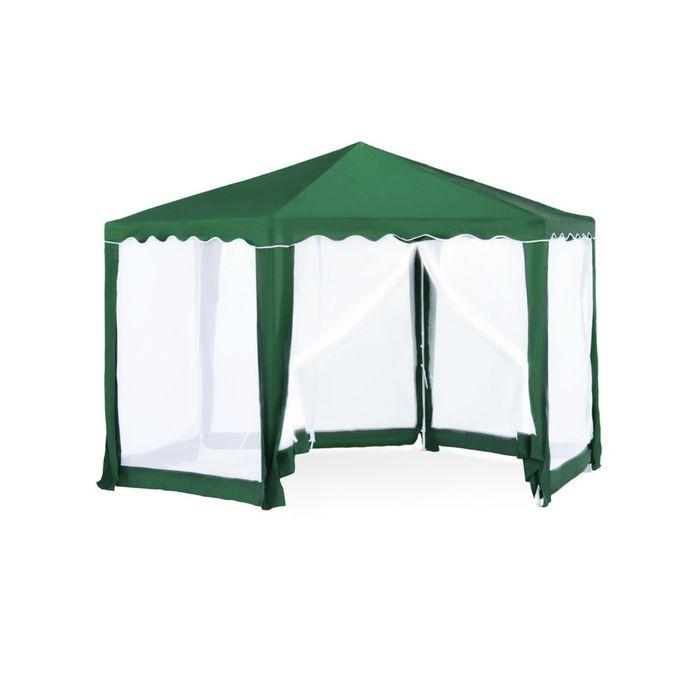 Тент-шатер садовый из полиэстера №3