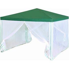 Тент-шатер садовый из полиэтилена №1028