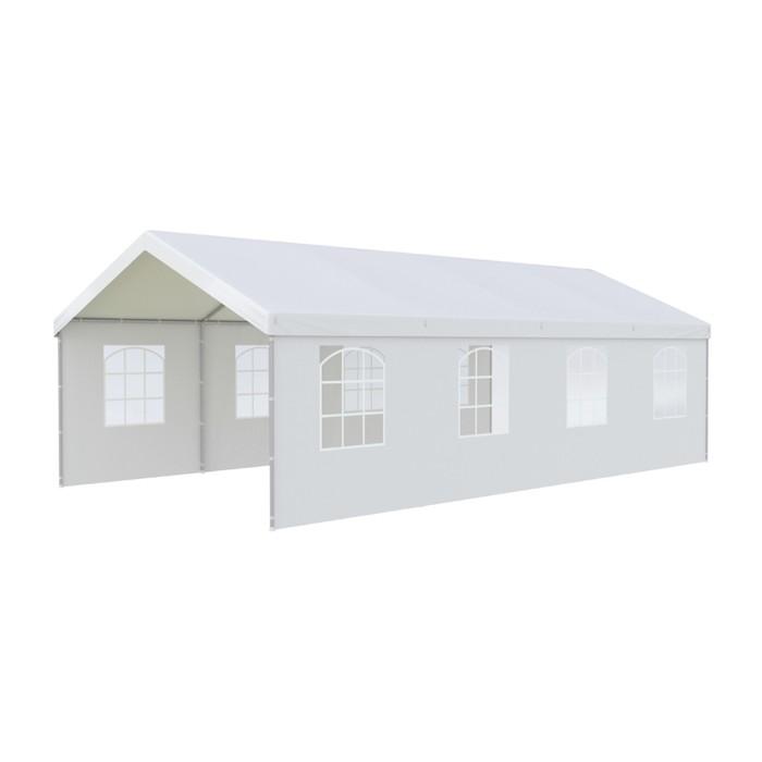 Тент-шатер садовый из полиэстера №93
