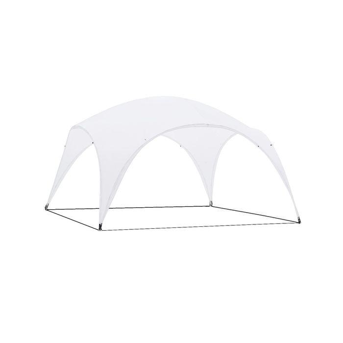 Тент-шатер садовый из полиэстера №126 (без стенок)