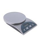 Весы кухонные FIRST FA-6405 Silver, до 5 кг, серебристый