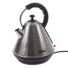 Чайник электрический ZIMBER ZM-10771, 1800 Вт, 1.8 л, серебристый