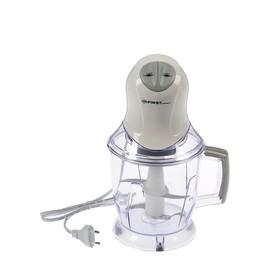 Измельчитель FIRST FA-5114-5, 300 Вт, 1.5 л, серый