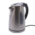 Чайник электрический FIRST FA-5410-7, 2200 Вт, 1.8 л, серебристый