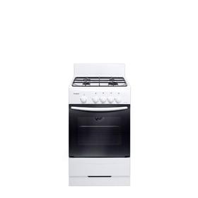 Плита газовая Gefest 3200-08, 4 конфорки, 42 л, газовая духовка, белая