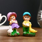"Souvenir Polyresin ""Baby duck"" MIX 6,5x4,6x3,5 cm"