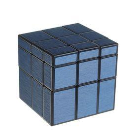 Игрушка механическая, 5,7х5,7х5,7 см, цвет синий