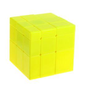 Игрушка механическая, 5,7х5,7х5,7 см, цвет жёлтый