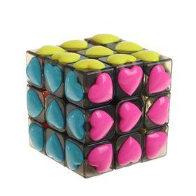 Игрушка механическая «Сердечки», 6х6х6 см, цвета МИКС