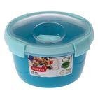 Контейнер-кружка пищевой 0,9 л To Go, цвет голубой