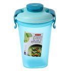 Емкость для пищевых продуктов Lunch & Go, цвет голубой