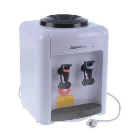 Кулер для воды AquaWork AW 0.7TD, с охлаждением, 700 Вт, белый/черный