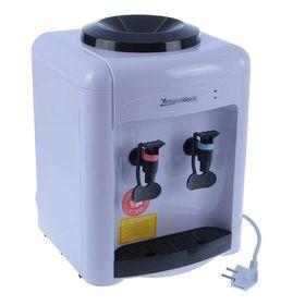 Кулер для воды AquaWork AW 0.7TK, только нагрев, 700 Вт, белый с черным