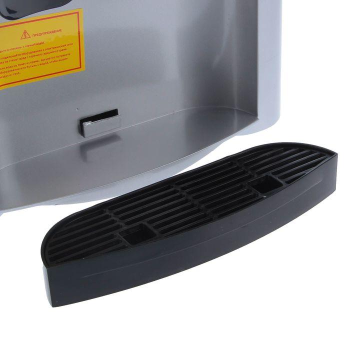 Кулер для воды AquaWork AW 0.7TD, с охлаждением, 700 Вт, серебристый - фото 150308476