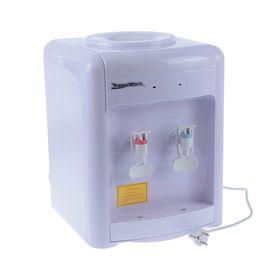 Кулер для воды AquaWork AW 36TKN, только нагрев, 700 Вт, белый