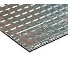 Вибродемпфирующий материал Алюмаст CГМ Base (М4Ф1) (60 мкм) 4 мм, лист 0,4 х 0,25 м