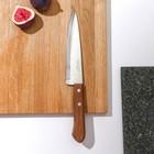 Нож поварской 17,5 см