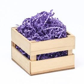 Наполнитель бумажный фиолетовый, 50 г
