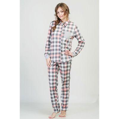 9b656f21af8f4 Комплект женский (рубашка, брюки)