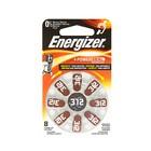 Батарейка цинковая Energizer (для слухового аппарата), 312, PR41-8BL, блистер, 8 шт.