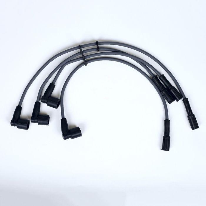 Провода высоковольтные на ВАЗ 1117-19, 21113-15, 2110-11, 2108-099, комплект 5 шт.