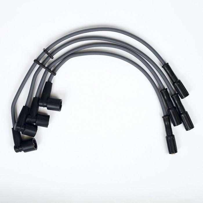 Провода высоковольтные на ВАЗ 2105-2107, 21214, комплект 4 шт.