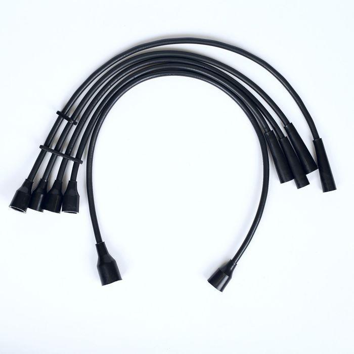Провода высоковольтные на ВАЗ 2101-2107, комплект 5 шт.