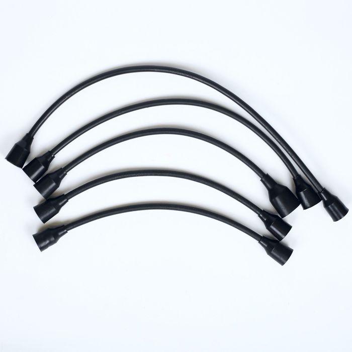 Провода высоковольтные на ГАЗ 31029, 3110, 2410, 3302, 2705, 2217, 2709, дв. ЗМЗ-402, 5 шт.   280547