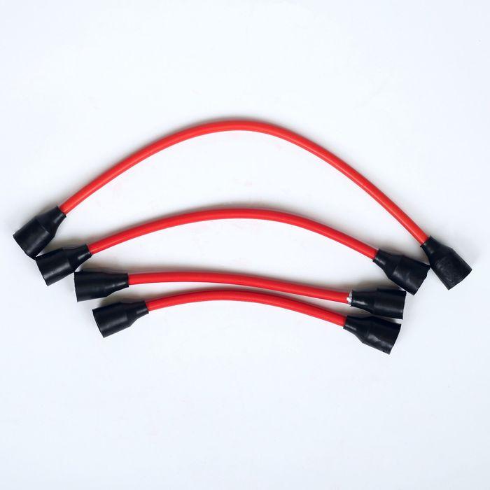 Провода высоковольтные на ГАЗ 3302, 2705, комплект 4 шт.