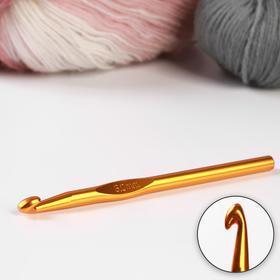 Crochet hook d = 8 mm, 15 cm, MIX color