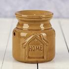 """Аромалампа керамика """"Уют дома"""" МИКС 7,5х6,5х6,5 см"""