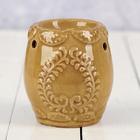 """Аромалампа керамика """"Нежность"""" 7,5х6,5х6,5 см"""
