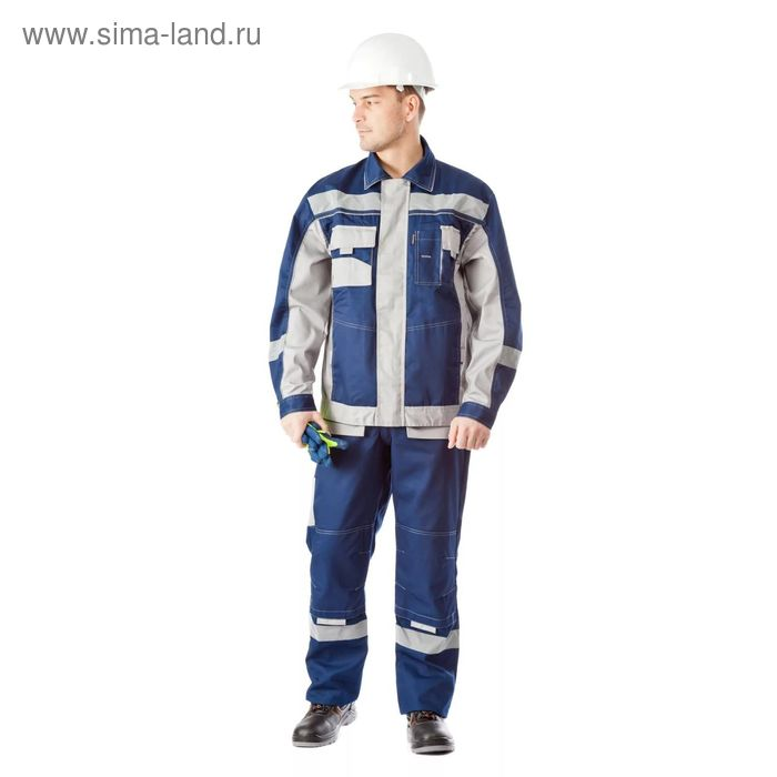 "Костюм мужской ""Бренд Корпоратив"", размер 56-58, рост 182-188 см"