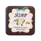 Натуральное скраб-мыло, с экстрактом черного винограда, 100 г