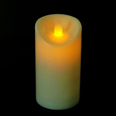 """Свеча светодиодная """"Вдохновение"""", горит жёлтым"""