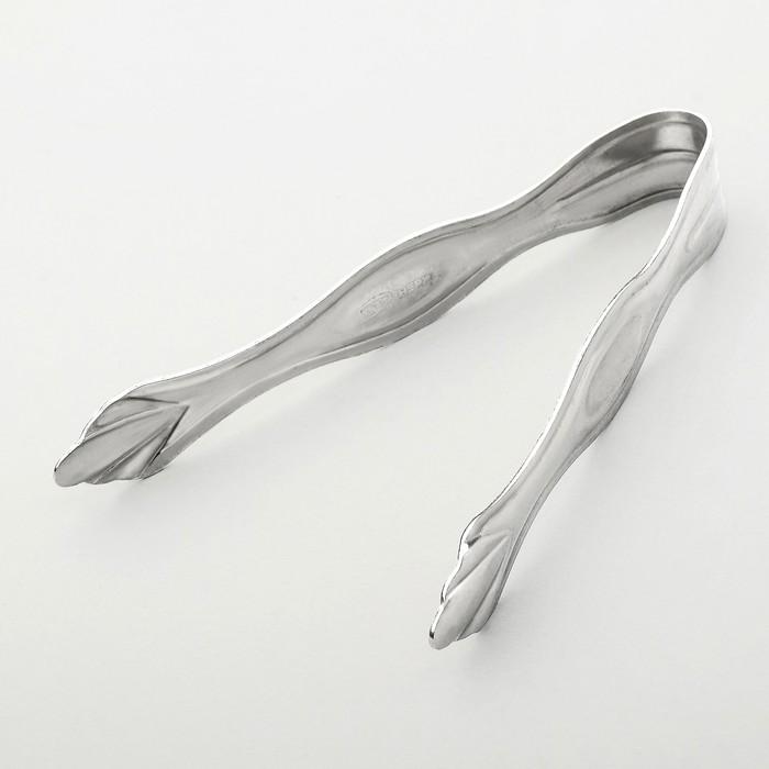 Щипцы для сахара, 9,8 см, толщина 1 мм - фото 308018821