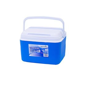 Термобокс 4,5л голубой