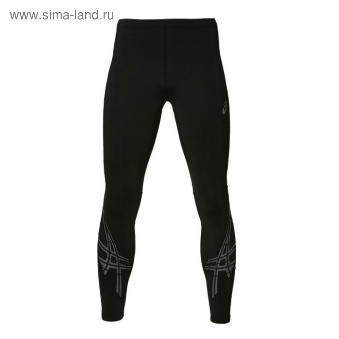 Тайтсы ASICS 141212 0904 STRIPE TIGHT   L